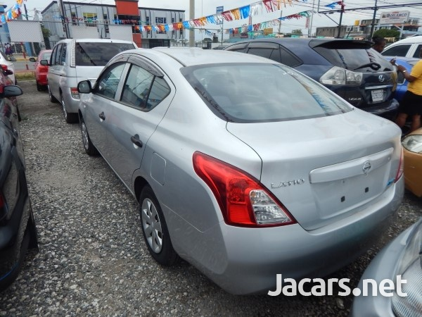 Nissan Latio 1,5L 2013-2