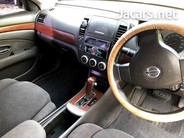 Nissan Bluebird 1,8L 2008-5