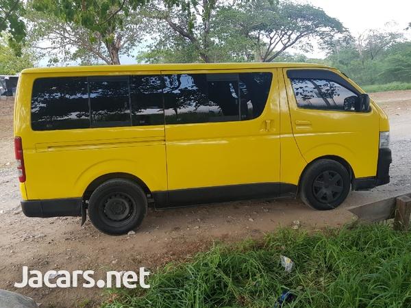 2012 Toyota Regiusace Bus-7