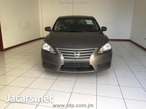 Nissan Sylphy 1,6L 2015-2