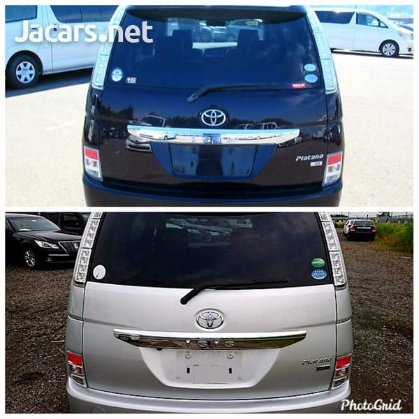 Toyota Isis 2,0L 2012-5