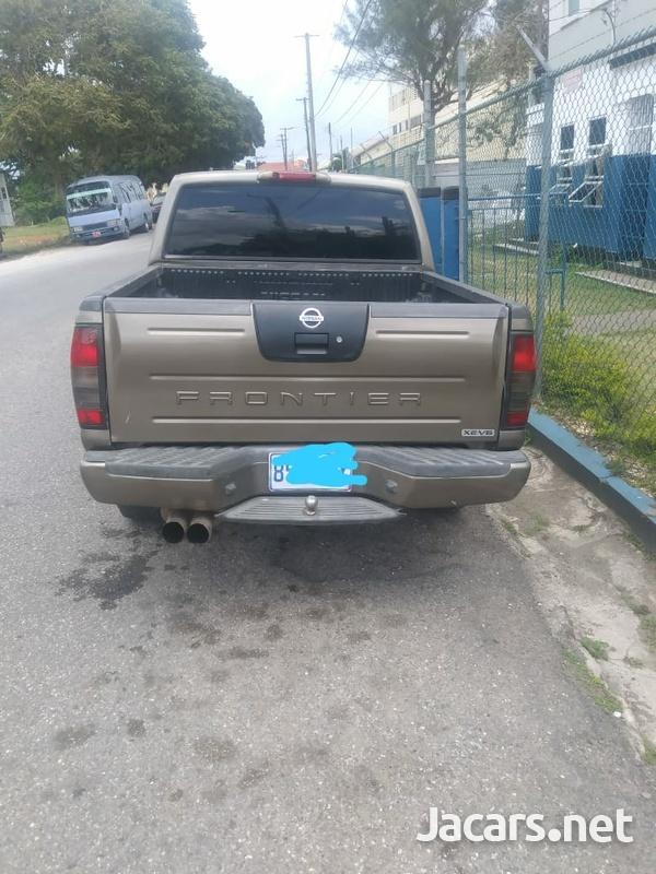 Nissan Frontier 3,5L 2004-6