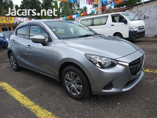 Mazda Demio 1,3L 2016-3