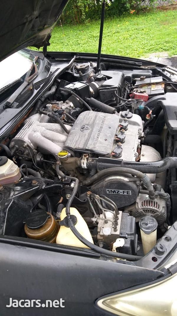 Toyota Camry 2,9L 2002-3