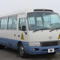 2011 Toyota Coaster Bus 4,0L