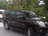 Toyota Land Cruiser Prado 3,0L 2012