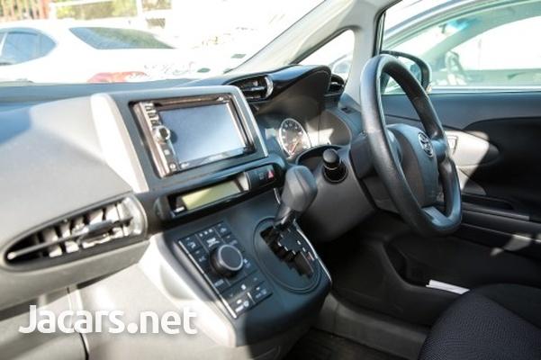 Toyota Wish 1,8L 2013-2