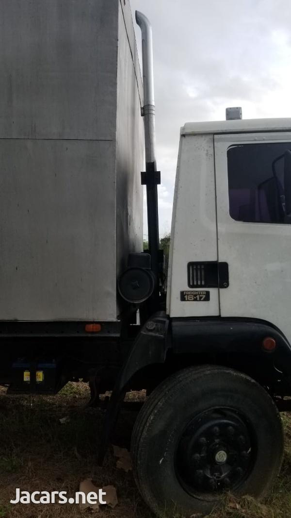 1988 Leyland box body Truck-3