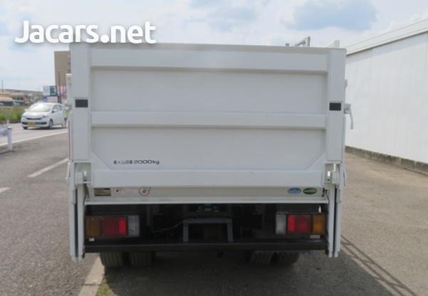 2007 Isuzu Elf Manual 3,0L Flatbed Truck-5