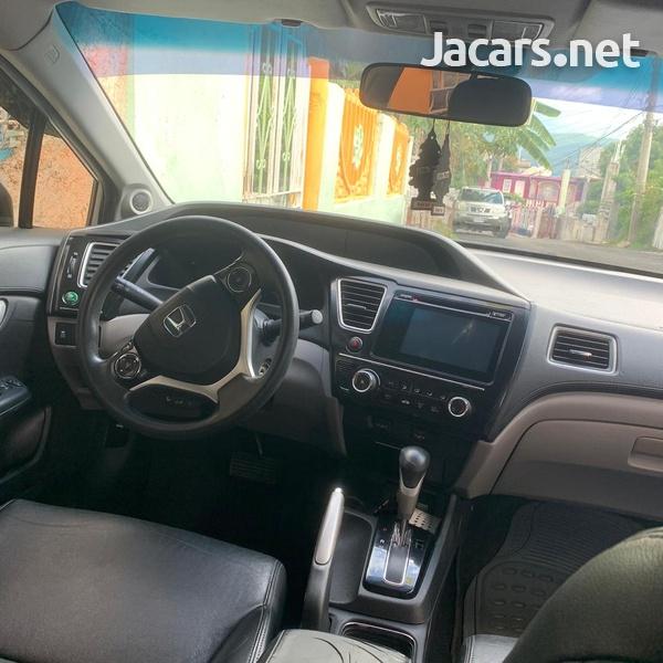 Honda Civic 1,8L 2013-6