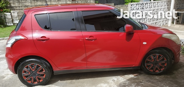 Suzuki Swift 1,3L 2011-11