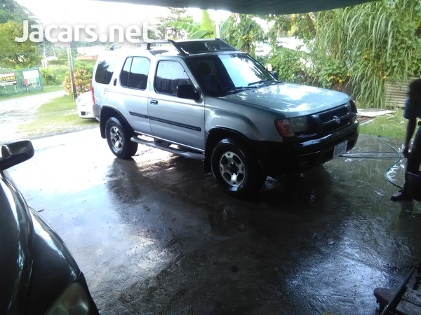 Nissan Xterra 3,0L 2001-5