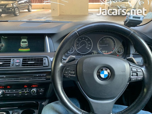 BMW 5-Series 2,0L 2014-13