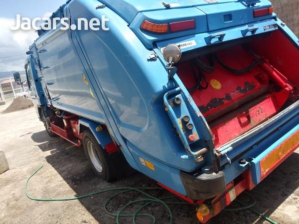 2008 Mitsubishi Canter Garbage Truck-3