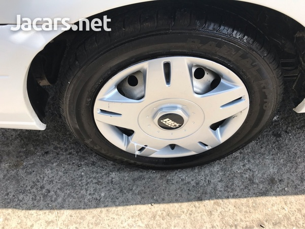 Nissan Sunny 1,5L 2003-8