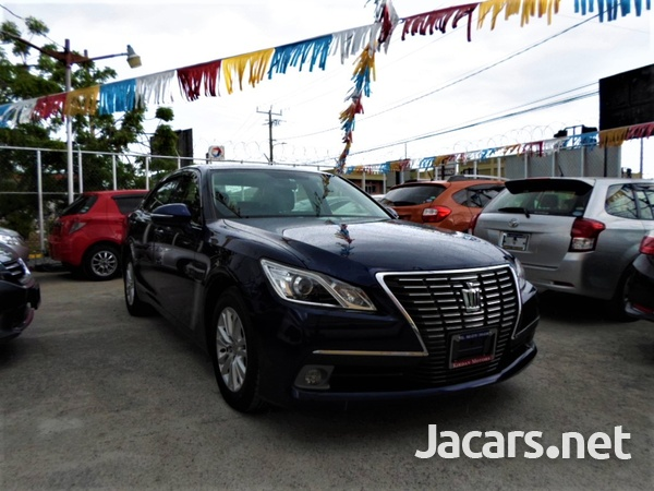 Toyota Crown 2,5L 2015-2