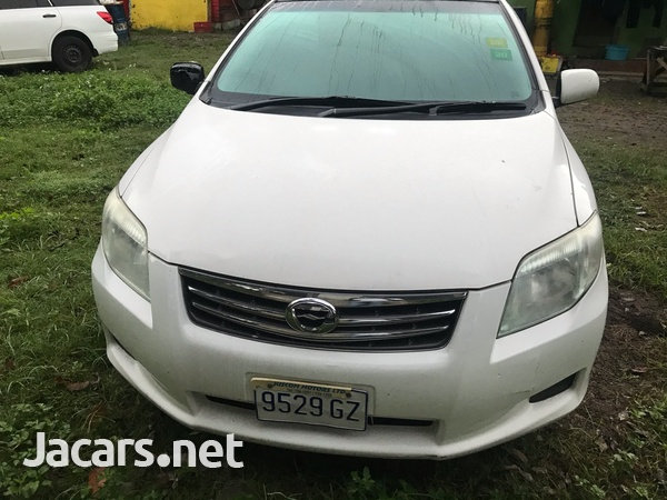 Toyota Axio 1,5L 2010-1
