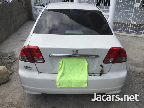 Honda Civic 1,7L 2001-4