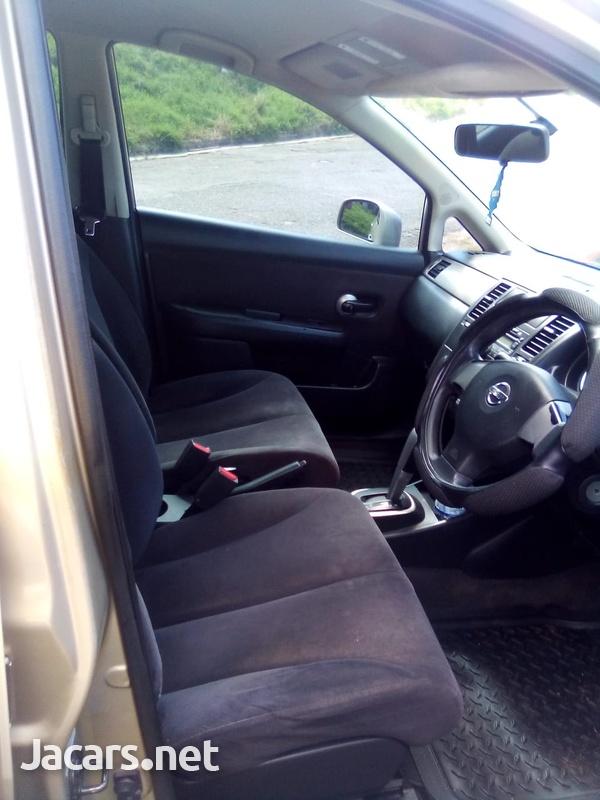 Nissan Tiida 1,3L 2012-9