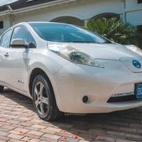 Nissan Leaf Electric 2014