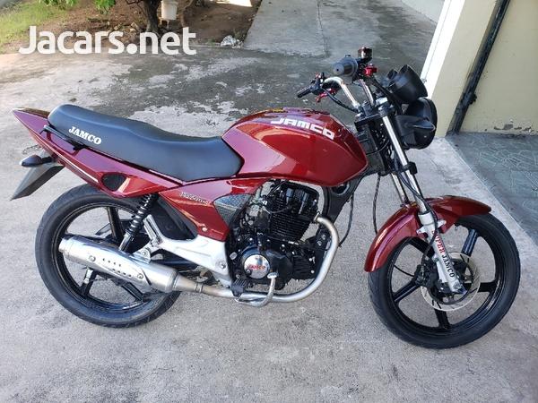 Jamco 200 t Bike
