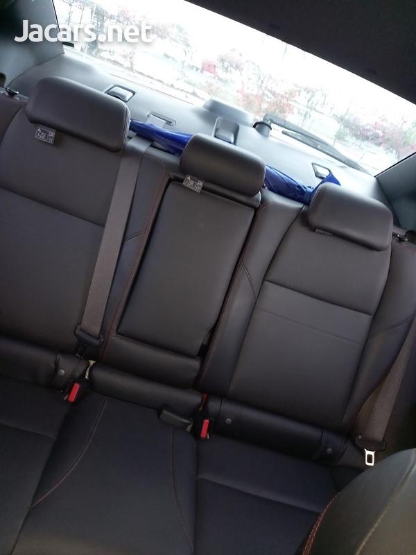 Subaru WRX 2,0L 2014-8