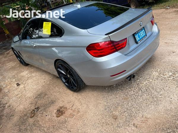 BMW 4-Series 2,5L 2014-9
