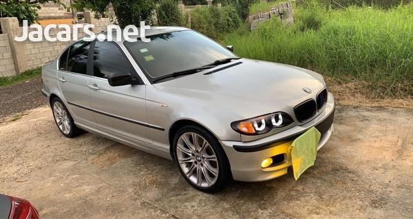 BMW 3-Series 3,0L 2002-4