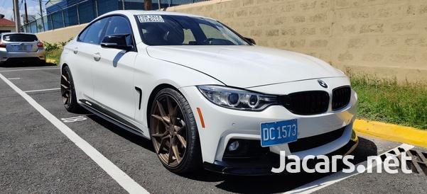 BMW 4-Series 3,0L 2016-2