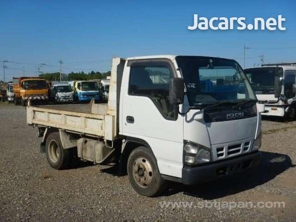Isuzu Tipper Truck 2006-3