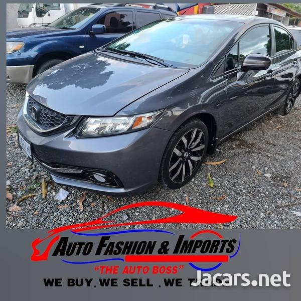 Honda Civic 1,9L 2015-3