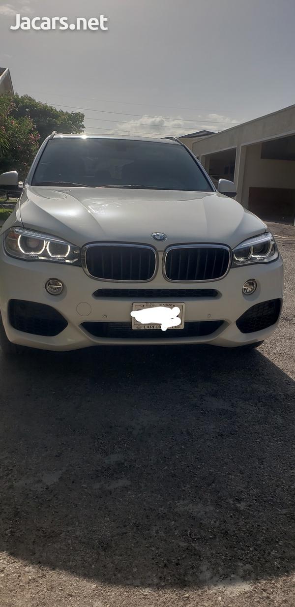BMW X5 3,0L 2016-4