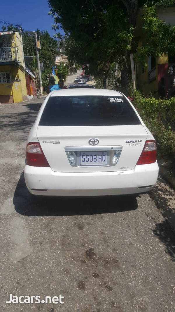 Toyota Corolla 1,6L 2006-3