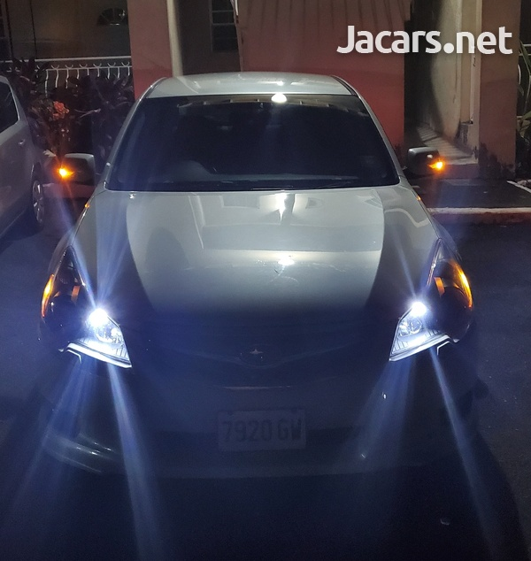 Subaru Legacy 2,4L 2010-7