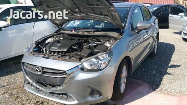 Mazda 2 1,4L 2016-6