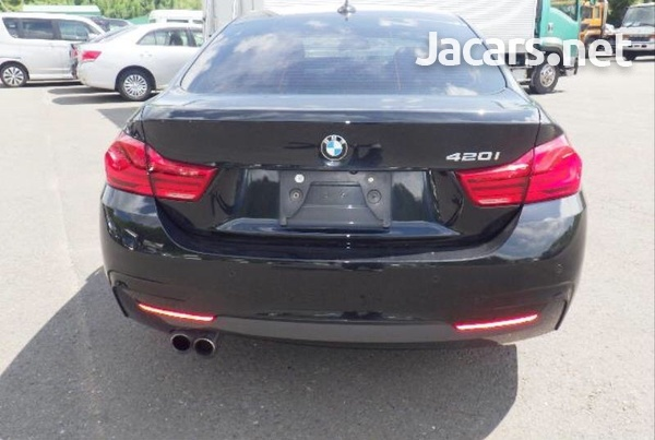 BMW 4-Series 2,0L 2017-8