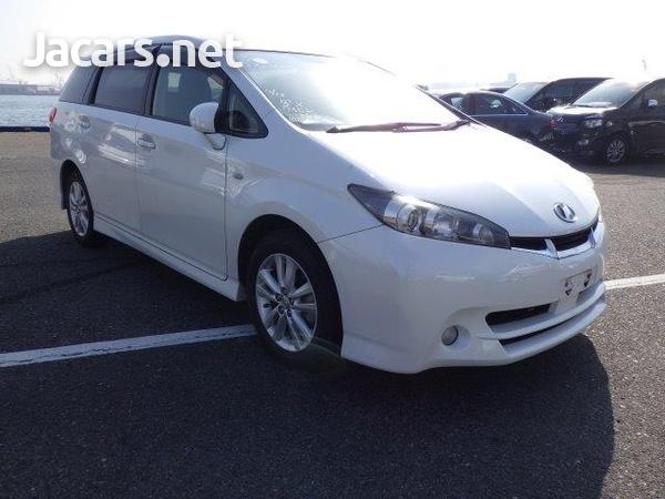 Toyota Wish 1,7L 2012-1