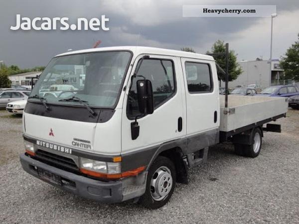 Mitsubishi Canter 2 Car Transporter Truck 2001-2