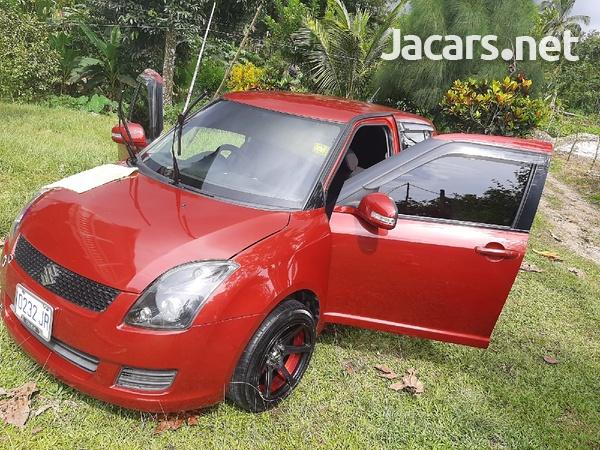 Suzuki Swift 1,2L 2010-5