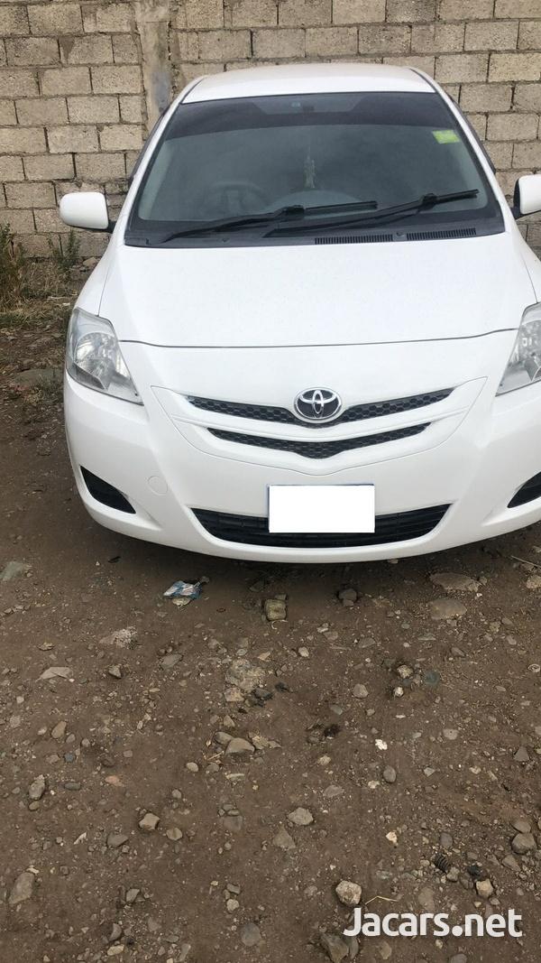 Toyota Belta 1,0L 2008-1