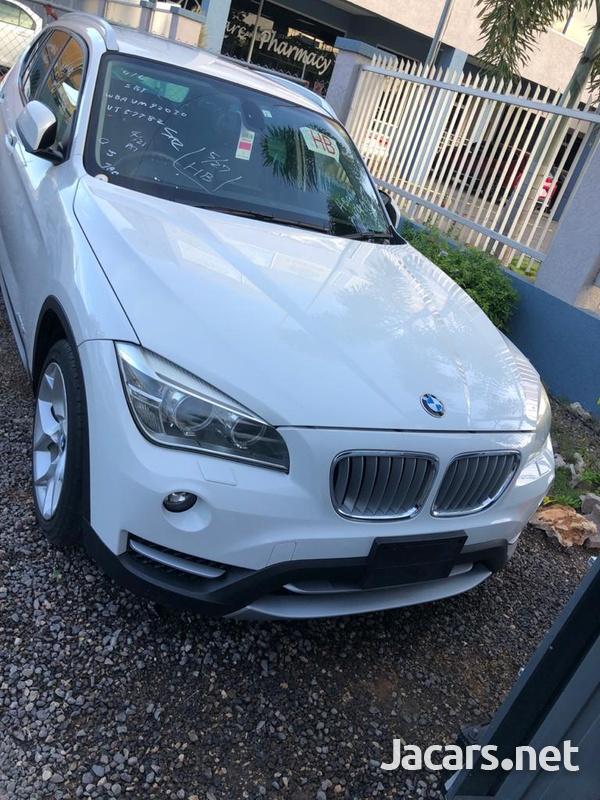 BMW X1 2,0L 2013-1