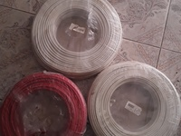 300 metres electrical wires available