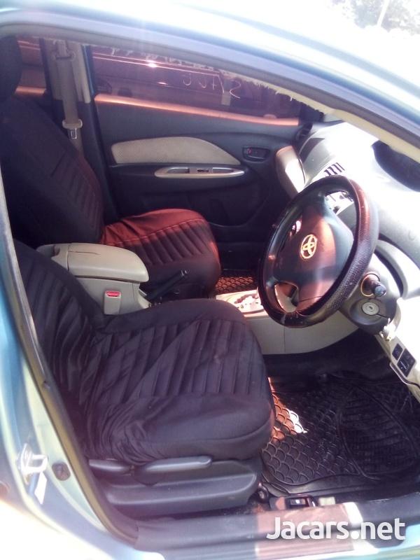 Toyota Belta 1,3L 2008-7