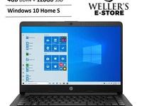 HP laptop 4GB/128GB Windows 10