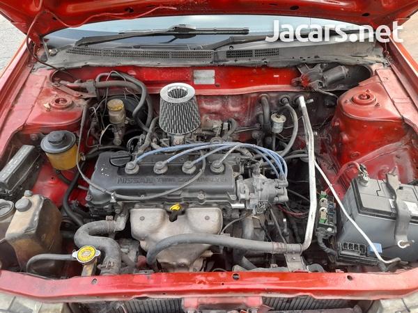 Nissan Sentra 1,5L 1995-5