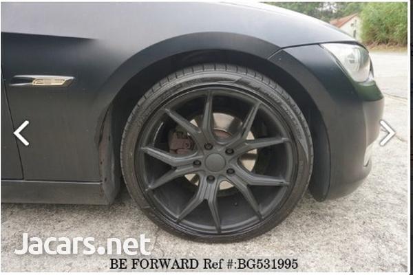 BMW 3-Series 2,0L 2011-8