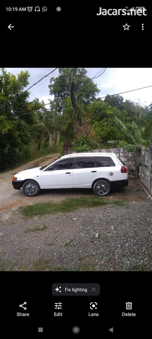 Nissan AD Wagon 1,5L 2008-3