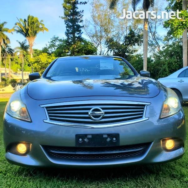 Nissan Skyline 2,5L 2012-3