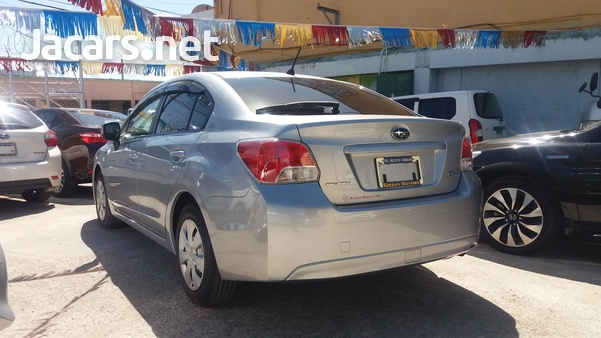 Subaru Impreza 1,6L 2014-4