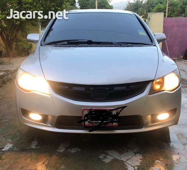 Honda Civic 1,6L 2010-5